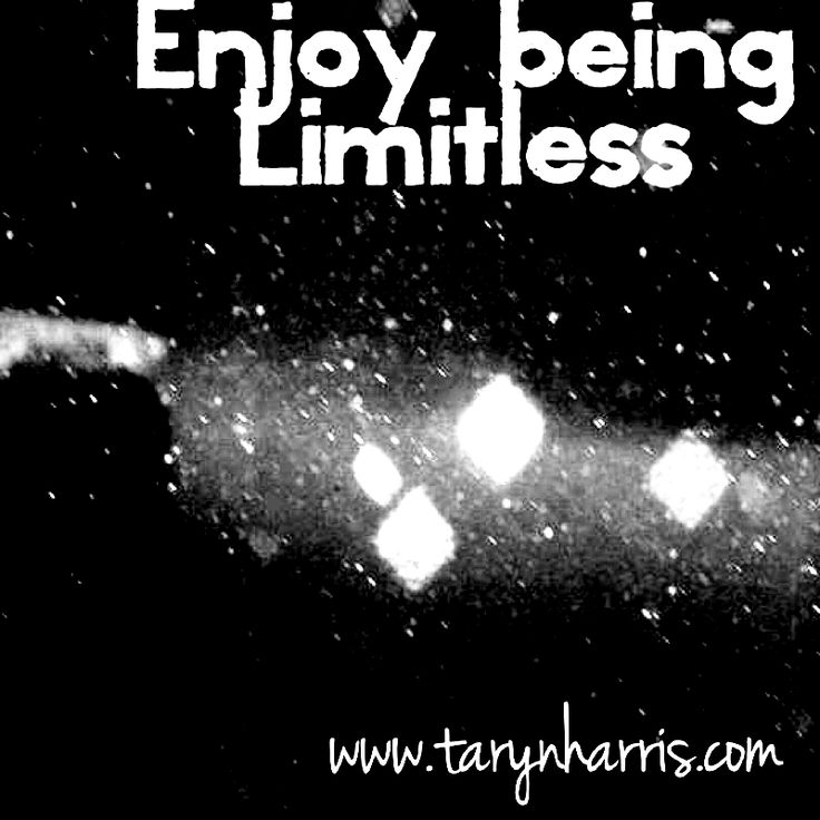 What you believe to be possible will  create your reality - shift your mind and connect to the whole that is available to you - enjoy being limitless and living into all the reality that is! www.tarynharris.com