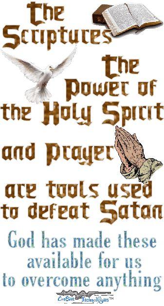 Luke 10:19 Matthew 16:19 Psalms 91:1-16 Psalms 109:1-31 Jeremiah 51:20-23 Psalms 103:5 Isaiah 40:28-31 Deuteronomy 30:7 Psalm 23:1-6