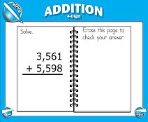 Learn basic addition with this interactive SMART Board lesson.