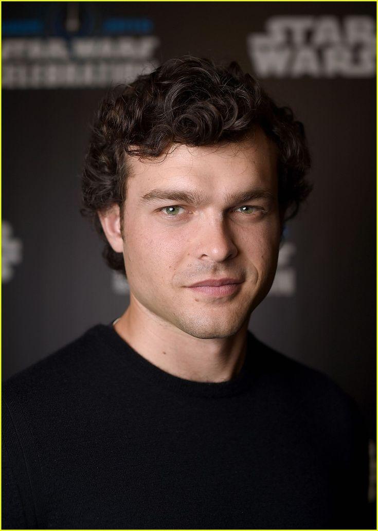 Alden Ehrenreich Officially Introduced as Young Han Solo! | alden ehrenreich…
