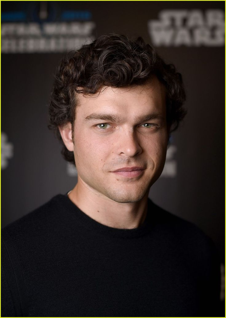 Alden Ehrenreich Officially Introduced as Young Han Solo!: