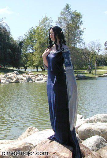 Arwen's Requiem Dress by Aimee Major