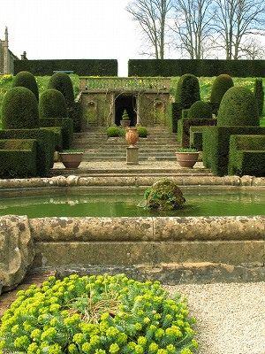 Mapperton House  Gardens - Dorset, England