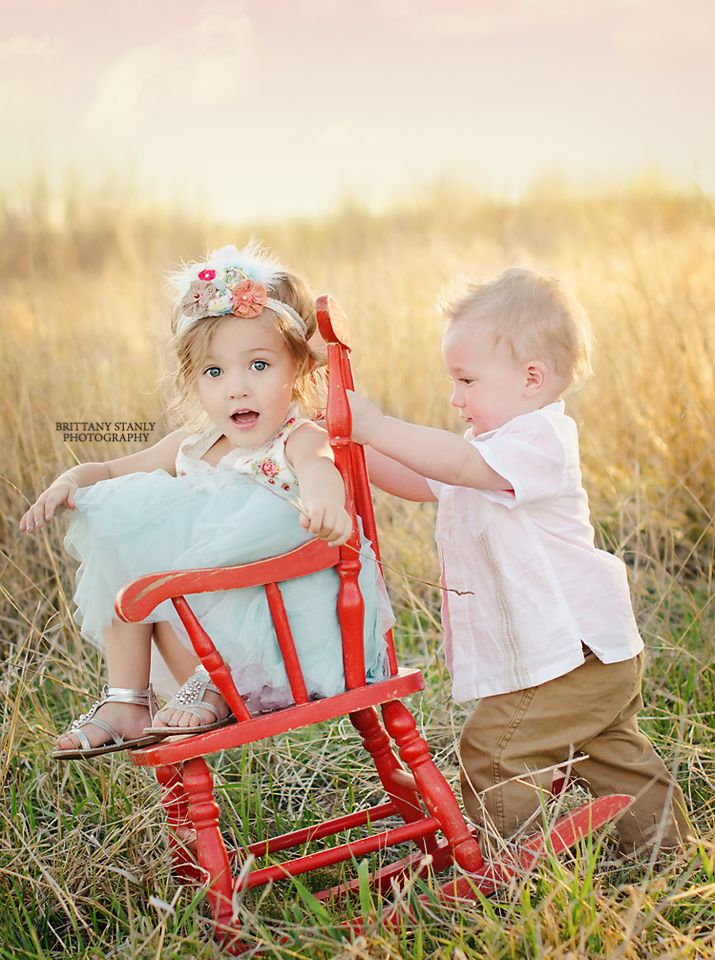 Children Inspiration | Brittany Stanly Photography