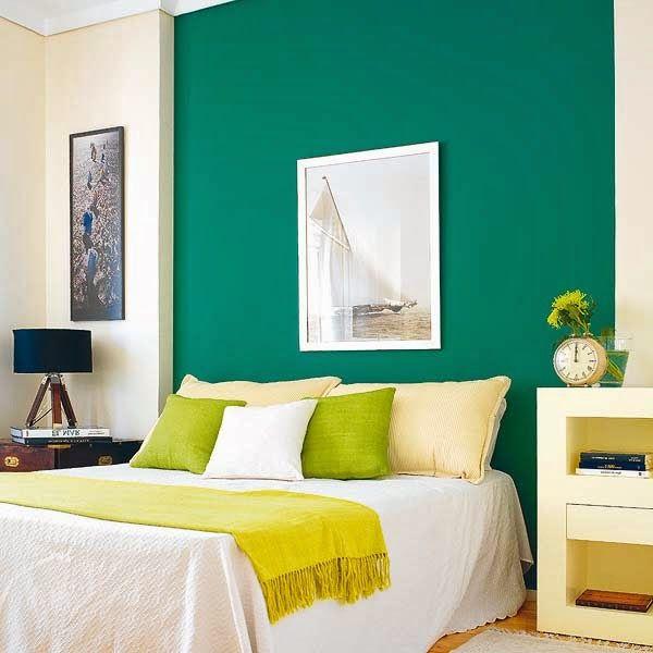 Como Conbinar Colores Colores Para Dormitorio Como Decorar Un Dormitorio Dormitorio Verde