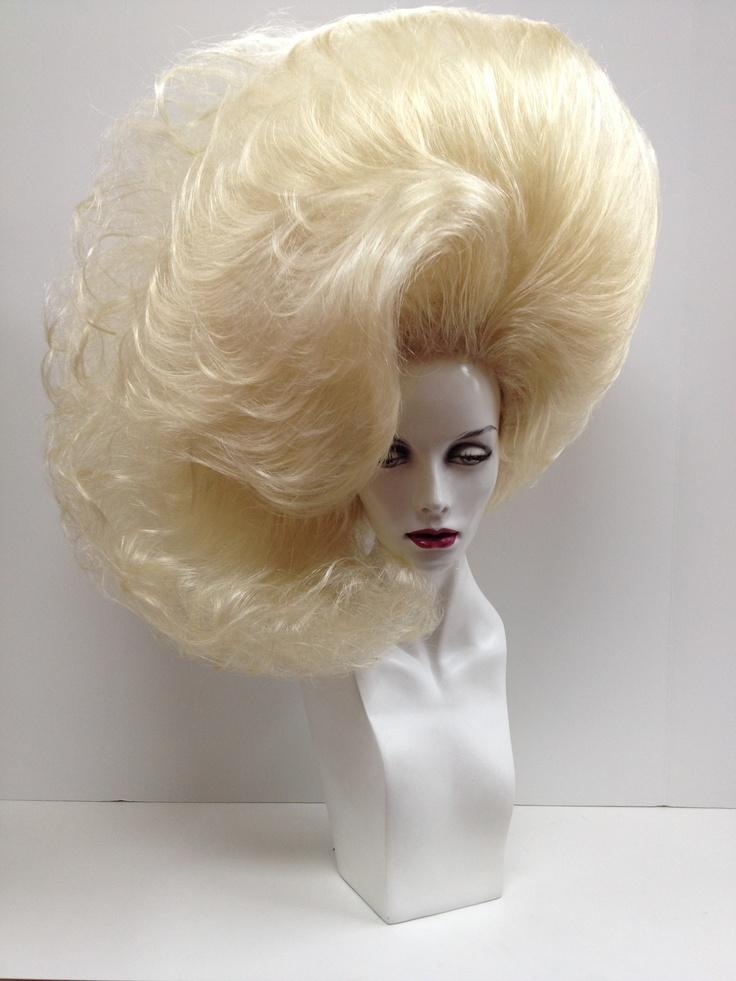 Big Blonde Wigs 75