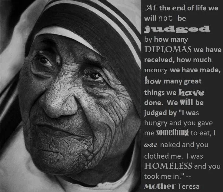 Sister Teresa Quotes: 148 Best Tales Of Saints Images On Pinterest