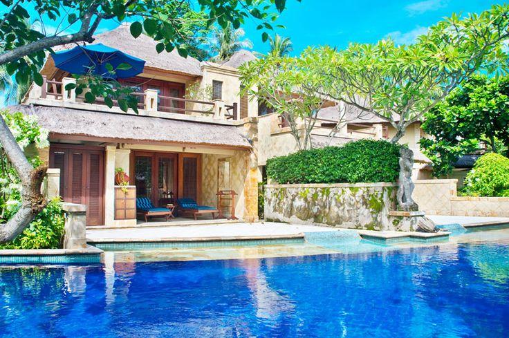 Kila Senggigi Beach Pool Villa CLub