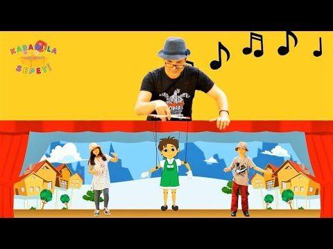İpli Kukla Çocuk Şarkısı - Karamela Sepeti Çocuk Şarkıları - YouTube