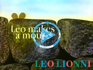 """Leo Lionni - author of many great books such as """"Inch by Inch,"""" """"Alexander and the Wind-up Mouse,"""" """"Swimmy,"""" and many more!"""
