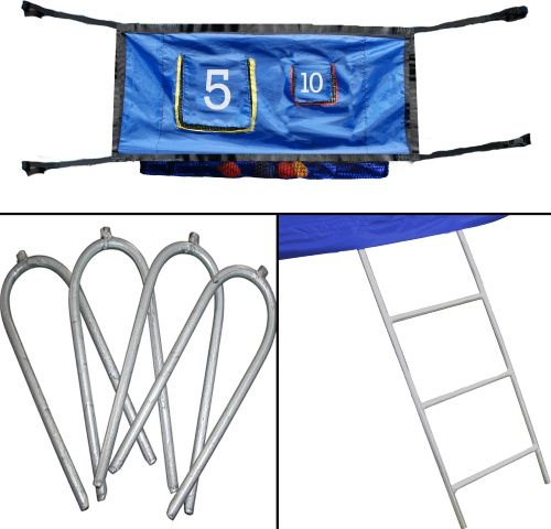 Skywalker Trampolines Accessory and Game Kit - Trampoline Accessories at Hayneedle
