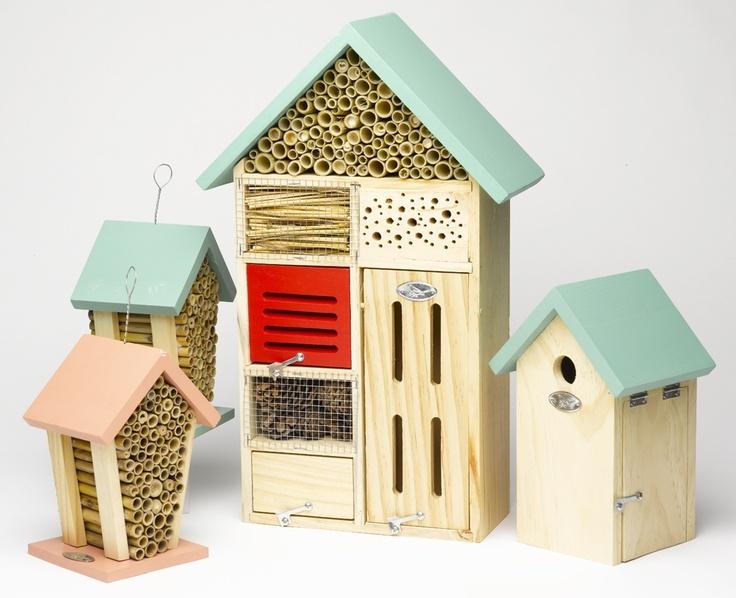 40 Best Wildlife Id Habitat Nest Boxes Amp Pollinators