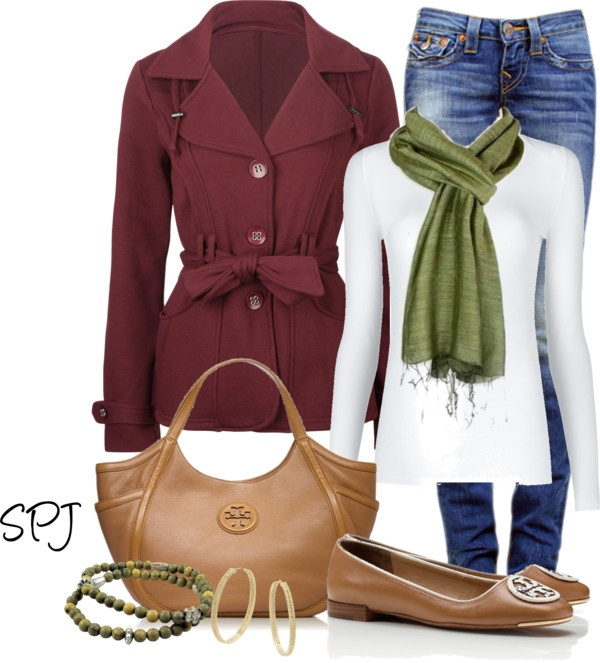 """Autumn Stroll"" by s-p-j ❤ liked on Polyvore"