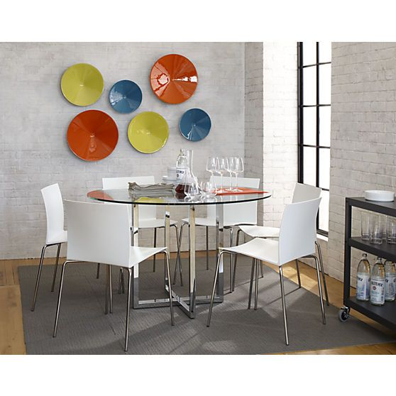 67 Best Table Images On Pinterest  Chair Chairs And Side Chair Custom Slim Dining Room Tables Decorating Inspiration