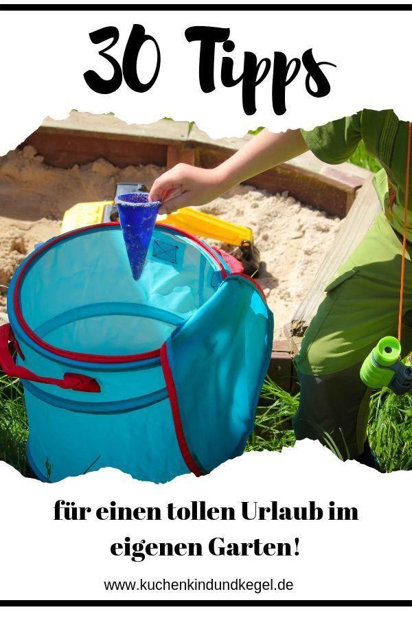 Spielideen Fur Draussen 30 Ideen Fur Den Urlaub Im Garten Spielideen Gartenideen Kinder Spielideen Fur Kinder