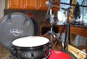 Snare Drum & Case - $250 (Spokane)