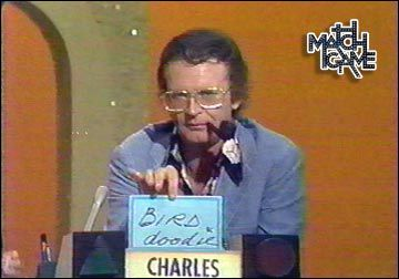 Charles match game gay
