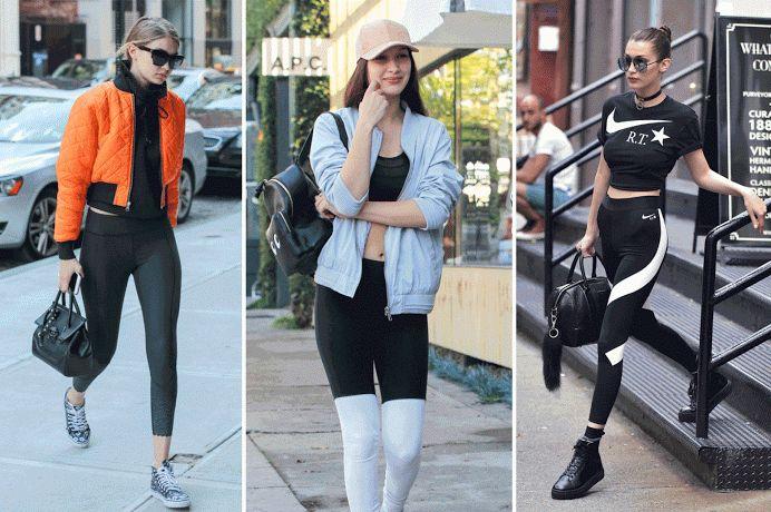 Bella ve Gigi'nin Spor Salonlarından Taşan Atletik Stili Vogue Türkiye Moda dünyasının en popüler kardeşleri Gigi ve Bella Hadid, moda haftaları ve kırmızı halı etkinliklerinden arta kalan vakitlerinde sokak stilleriyle moda gündemini meşgul etmeye devam ediyor. Podyumda tasarımcıların en iddi >>> http://vogue.com.tr/unlu-stili/bella-ve-giginin-spor-salonlarindan-tasan-atletik-stili#p=1