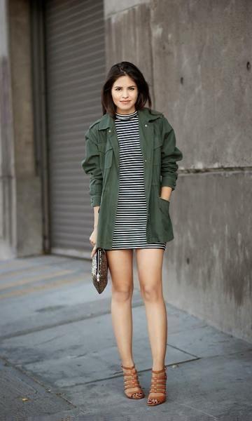 Look: Parka + Listras - Moda it | Moda It