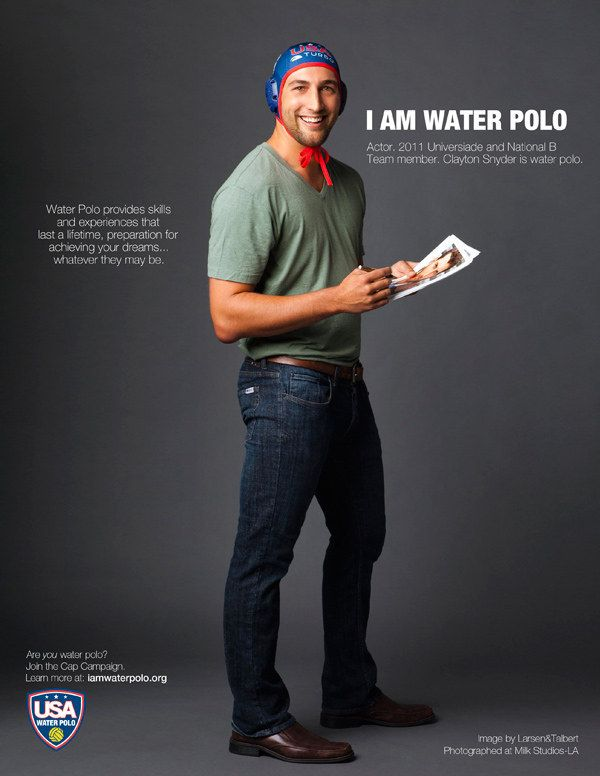 """water polo. 