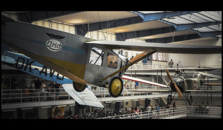 airplane - National Technical Museum,Prague
