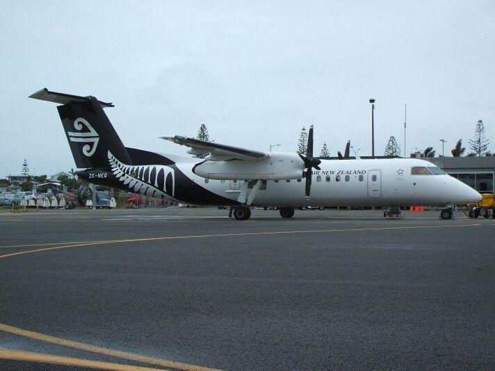New Air Nelson Dash 8 paint scheme