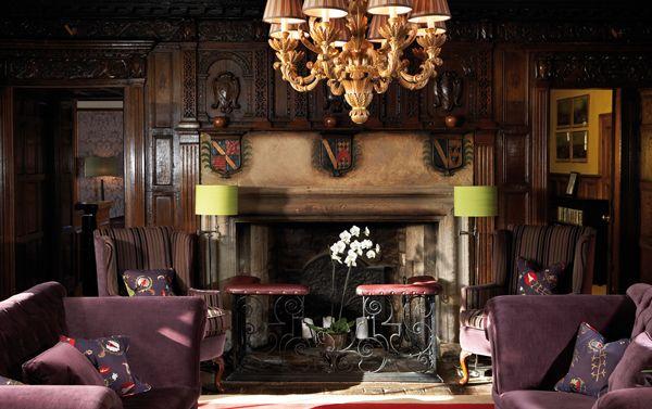 English Country Houses Interiors Googlesøk Interiør - Country house hotel interiors