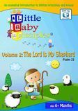 Little Baby Disciples, Vol. 2: Psalm 23 - The Lord Is My Shepherd [DVD] [English] [2013]