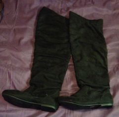 Available @ trendtrunk.com Unknown-Boots By Unknown Only $11.00