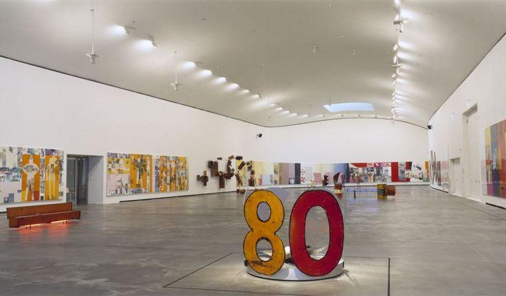 See Robert Rauschenberg's Longest Artwork - artnet News