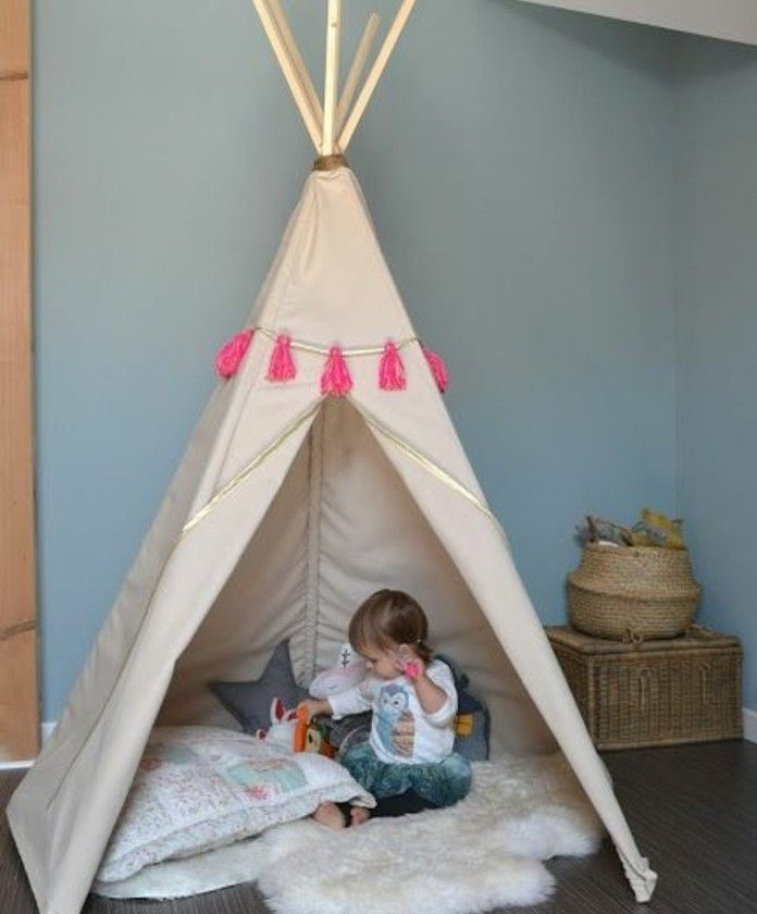 17 best ideas about tipi bebe on pinterest tente enfant. Black Bedroom Furniture Sets. Home Design Ideas