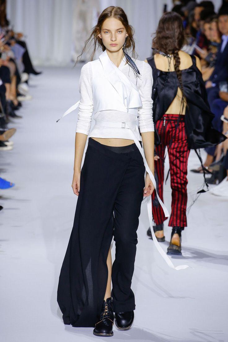 Ann demeulemeester s s 2017 fd ideas pinterest Good style fashion show cleveland