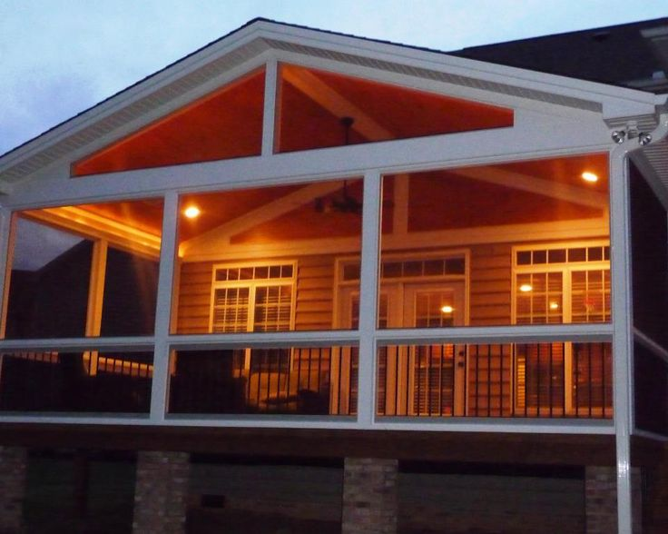 17 Best Images About Screen Porch Ideas On Pinterest