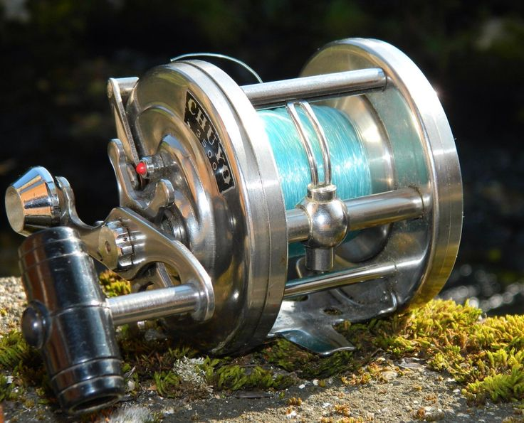 Reserved for J. Vintage fishing reel Chuyo 3500 multiplier