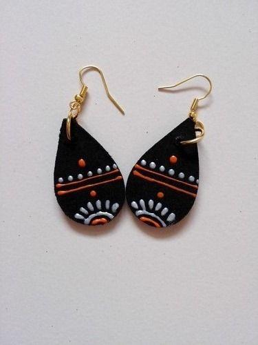 #kalakari #handmade #wooden #earring #india #ecofriendly #craft #art #earrings #handmade #jewellery
