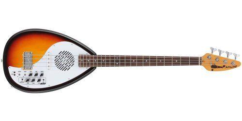 VOX ヴォックス アンプ/スピーカー/リズム機能内蔵 エレキ・ベースギター 【アパッチ】APACHE-I Bass 3 Tone Sunburst ティア・ドロップ・タイプ VOX http://www.amazon.co.jp/dp/B009TLCQY4/ref=cm_sw_r_pi_dp_rXf0ub1QR1STQ