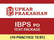 IBPS PO Test Package