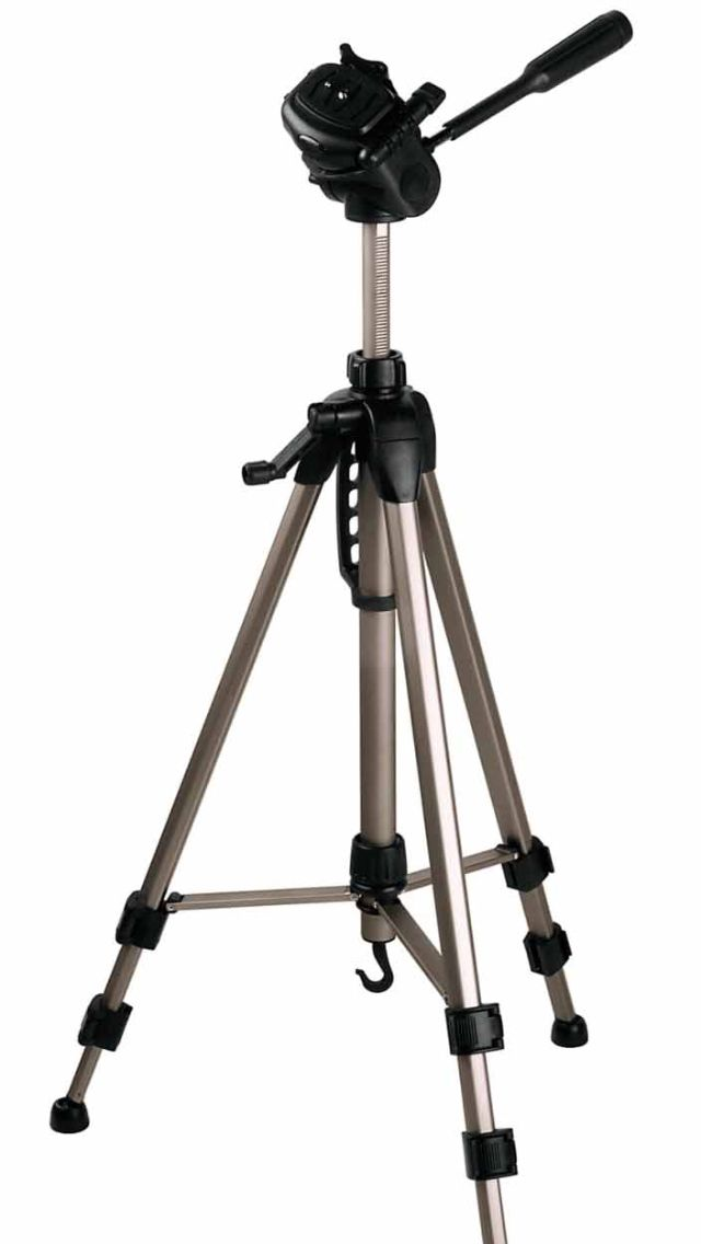 Here is the tripod I used when filming my music video and taking photos for my other products. The tripod helped me to produce more stable/still shots and give my video more of a professional look.