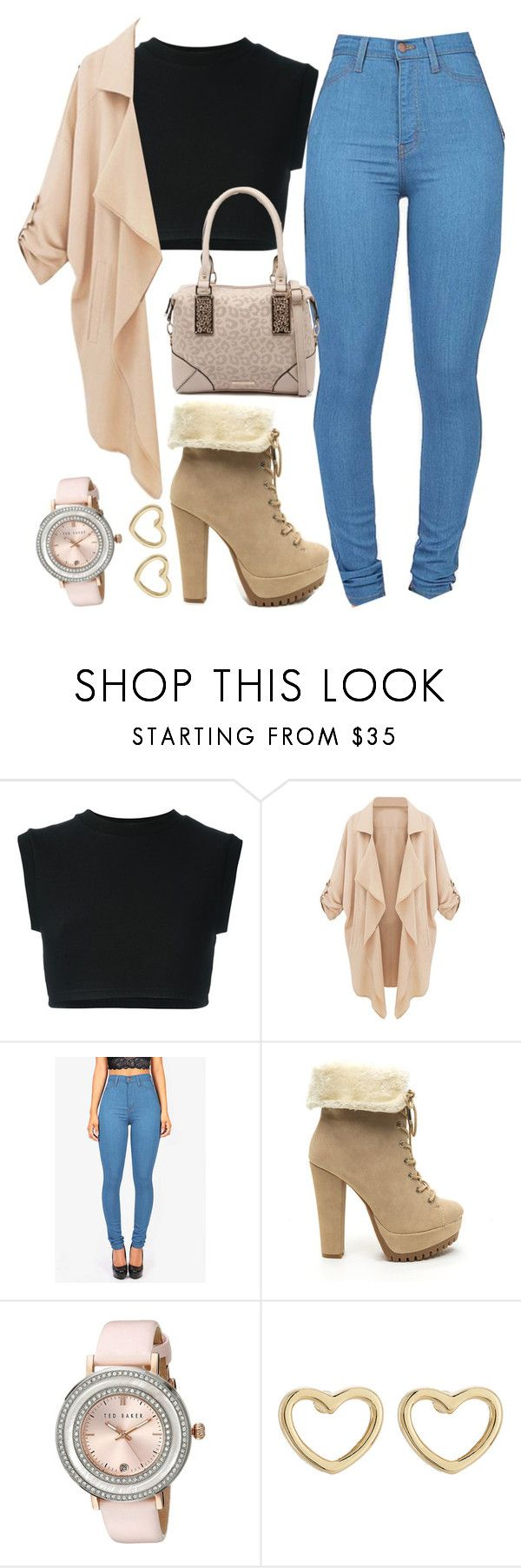 """Not On My Level, Not Even Close"" by avamancuso ❤ liked on Polyvore featuring adidas Originals, Ted Baker, Marc by Marc Jacobs and Kardashian Kollection"