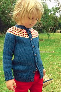 The perfect kid sweater. Pattern is $6-ish.