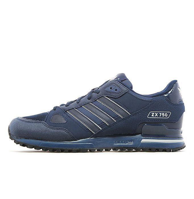 adidas Originals ZX 750 - COLLEGIATE NAVY - 2015
