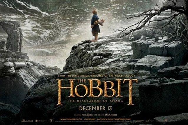 Вышел трейлер к долгожданному продолжению фильма о путешествии Хоббита!