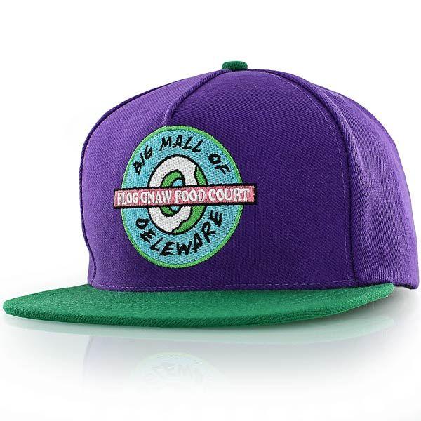 http://www.kickz.com/fi/odd-future-snapback-lippikset-big-mall-snapback-purple-111774809