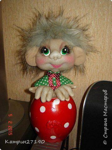 куклы своими руками Капрон фото 2