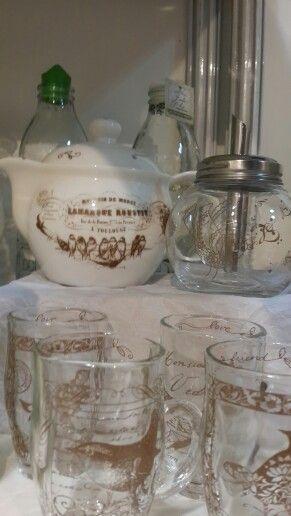 #teatime #cristal #vintage