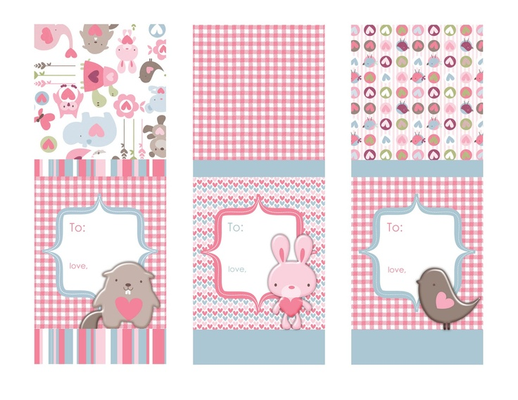 valentines template all things simple: holidays