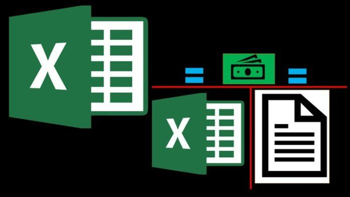 Accounting Excel – Debits & Credits – Example Problems Free