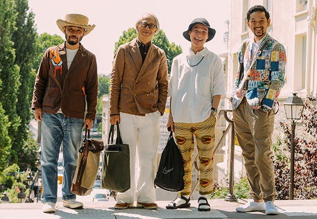 Street Style: Tommy Ton Shoots Paris Fashion Week