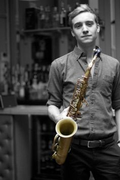 Jacob Shaw #sax #entertainment #musician #velvetentertainment #saxophone