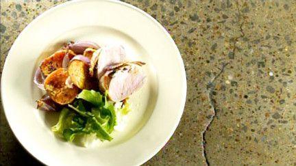 Filet de porc à la sauge et pancetta - Recettes - À la di Stasio